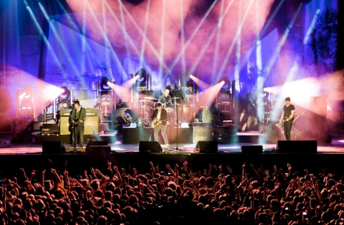Blur concert - Èric Pàmies